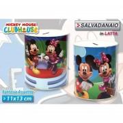 Disney mickey mouse house club salvadanaio minnie e topolino 11x13 cm it205 assortiti (no scelta)