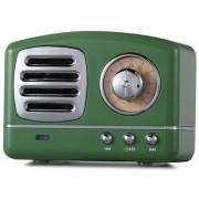 Radio Vintage forma Tamaño Portátil altavoces Sonido Estéreo Hifi Music Player