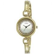 Timex Analog Silver Dial Womens Watch-TWEL11403