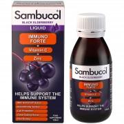 Sambucol Immuno Forte integratore liquido (120 ml)
