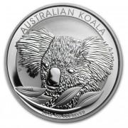 Australian Koala Perth Mint stříbrná mince 1 Oz 2014