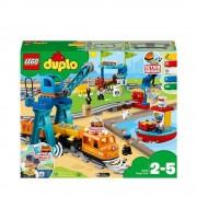 Lego Duplo (10875). Il grande treno merci