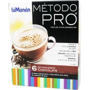 Bimanan Pro Batido Chocolate 6 unidades
