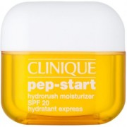 Clinique Pep-Start creme protetor e hidratante SPF 20 50 ml