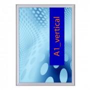 Jansen Display Plakat-cliprahmen, wasserfest, 500 x 700 mm