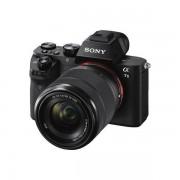 Aparat foto Mirrorless Sony A7 II 24.3 Mpx Full Frame Black Kit SEL 28-70mm OSS