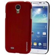 Promate Figaro-S4 Shiny Custom-Fit Shell Case for Samsung Galaxy S4-Red Retail Box 1 Year Warranty