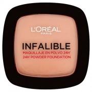L'Oréal Paris L´Oréal Paris Infaillible fixační pudr 245 Warm Sand 9g
