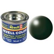 Revell Email Culoare - 32363: verde închis matasoasa (inchis de mătase verde)