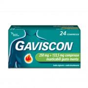 Gaviscon 24 Compresse Masticabili (024352167)