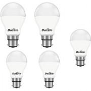 Dazzle-9W 9-Watt LED Bulb (Pack of 5 White)