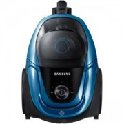 Прахосмукачка Samsung VC07M3150VU/GE, Vacuum Cleaner, Power 700W, Suction Power 190W, noise 80 dB, Bagless Type, Dust Capacity 2 l, Blue