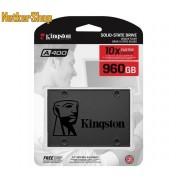 """Kingston SA400S37/960G 960GB A400 SATA3 2.5"""" SSD Merevlemez (3 év garancia)"""