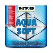 Hartie igienica solubila AQUA SOFT pentru toalete portabile si simple