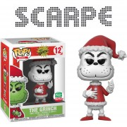Funko Pop Grinch White Version Exclusiva Limited Edition Nuevo
