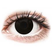Vision ColourVUE Crazy Lens - BlackOut - sin graduación (2 lentillas)