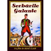 Jean-Pierre Cassel,Genevieve Casile,Gyorgy Kovacs,Rene Clair - Serbarile galante (DVD)