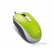 Genius DX-120 USB miš, zelena