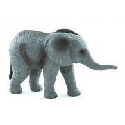 Mojo Fun 387190 African Elephant Calf Realistic Wildlife Toy Model New For 2015!