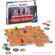 Ravensburger 204991 Junior Labirintus Disney Jégvarázs 2