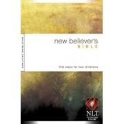 New Believer's Bible-NLT, Paperback/Tyndale