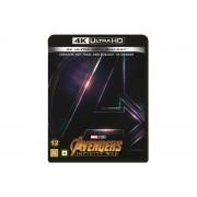 Blu-Ray Avengers: Infinity War 4K UHD 4K Blu-ray