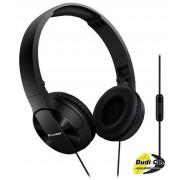 Pioneer crne slušalice SE-MJ503T-K