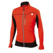 Sportful Engadin Wind - giacca sci da fondo - uomo - Red