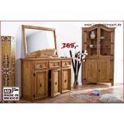 1a Direktimport Original Mexico Möbel: Sideboard 3 Schübe, Massivholz