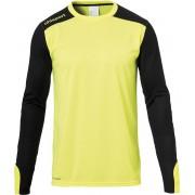 Uhlsport Tower GK Shirt Heren Sportshirt performance - Maat S - Mannen - grijs/geel