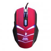 Mouse Gaming Tacens MMVU1, USB, 5000 dpi, Negru/Rosu