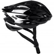Casco Bicicleta Jeep J-helmetl-k Skate Bmx Rollers Negro