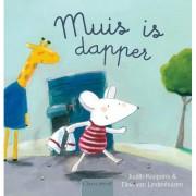 Het dierenplein: Muis is dapper - Judith Koppens