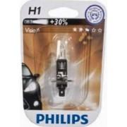 Bec auto Philips H1 12V 55W P14.5s Premium Blister
