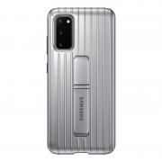 Samsung Protective Standing Cover Galaxy S20 hõbe