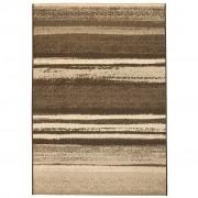 vidaXL szizál hatású beltéri/kültéri szőnyeg 160 x 230 cm csíkos