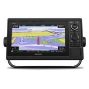Garmin 1222 GPS and Chartplotter - Keyed