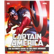 TBS Captain America - The Ultimate Guide to the First Avenger (Engelstalig)