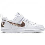 Nike Witte Court Borough low Nike maat 34