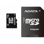 Memorijska kartica Adata SD MICRO 16GB HC Class4 1ad AUSDH16GCL4-RA1
