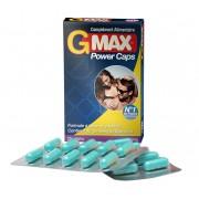 GMAX Power 20 kapslar-Hårdare stånd spara 36%