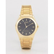 Casio MTP1130N-1A stainless steel strap watch in gold - Gold