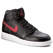 Pantofi NIKE - Air Jordan 1 Retro High BG 705300 012 Black/Gym Red/Black/White