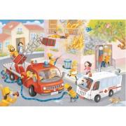 Puzzle Ravensburger - Salvarea, 60 piese (09641)