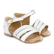 Sandale Fete Miss Bibi Albe/Glitter