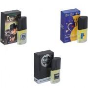 My Tune Combo Devdas-ILU-Kabra Black Perfume