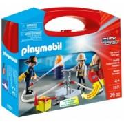 Set Portabil - Operatiunea De Salvare Playmobil