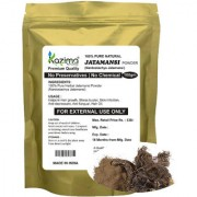 KAZIMA Premium Quality Jatamansi Powder (100g) - 100% Pure Natural Herbal & Fresh - Hair growth Skin infection Anti-depressant Anti-fungual