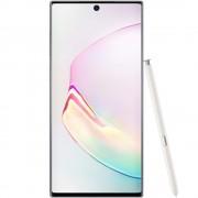Galaxy Note 10 Dual Sim Fizic 256GB LTE 4G Alb Aura Snapdragon 8GB RAM SAMSUNG
