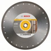 Диск диамантен за рязане Expert for Universal Turbo, 350 x 20/25,40 x 2,2 x 12 mm, 1 бр./оп., 2608602580, BOSCH